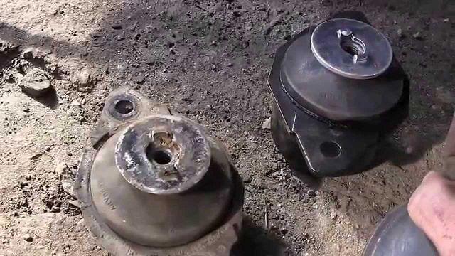 podushka dvigatelya 03 - Подушки для крепления двигателя